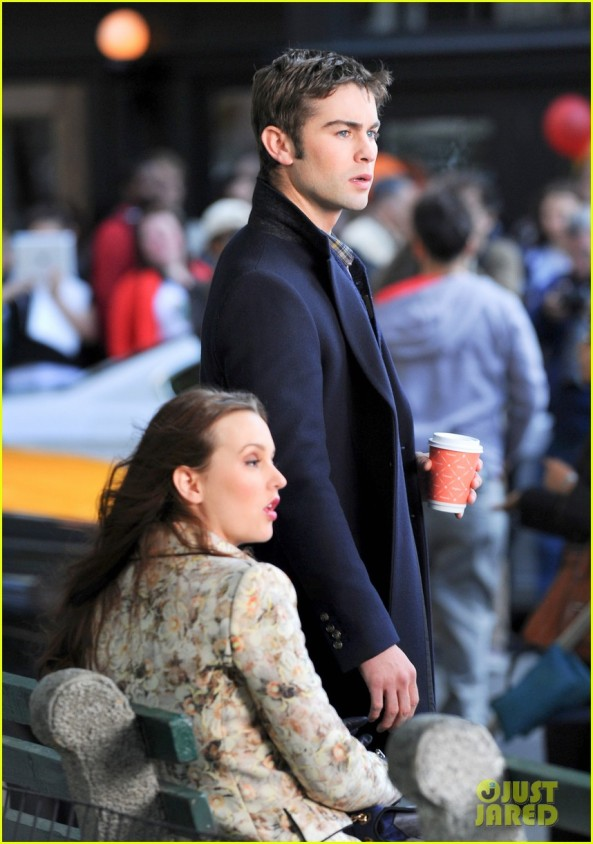 TV Set - Gossip Girl