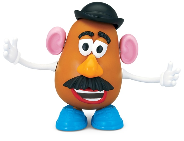 New Toy Story toy. Mr Potato Head.