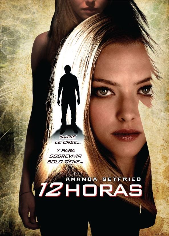 Tapa 12 horas DVD