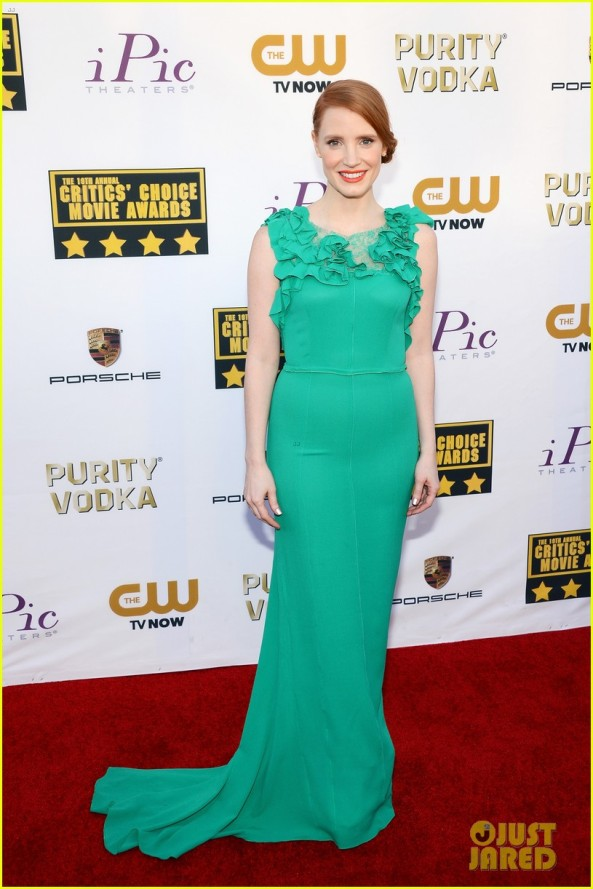 19th Annual Critics' Choice Movie Awards - Arrivals