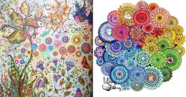 Johanna-Basford-Livro-para-colorir-Floresta-encantada-Jardim-Secreto-9